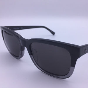 Lacoste L 814S 035 Grey Sunglasses ODU